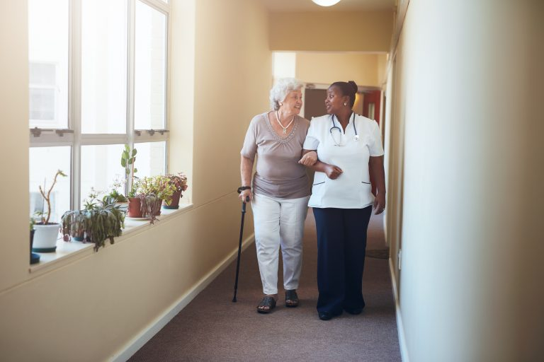 Care homes and NHS team up to spot early warning signs of ill health