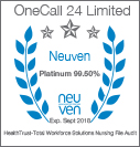 Onecall24 Badge 2017