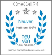Onecall24 Badge 2019