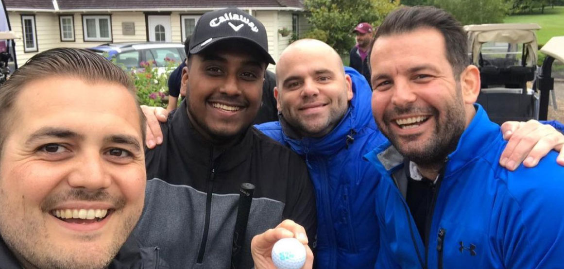 Brendoncare Charity Golf Day Main Image