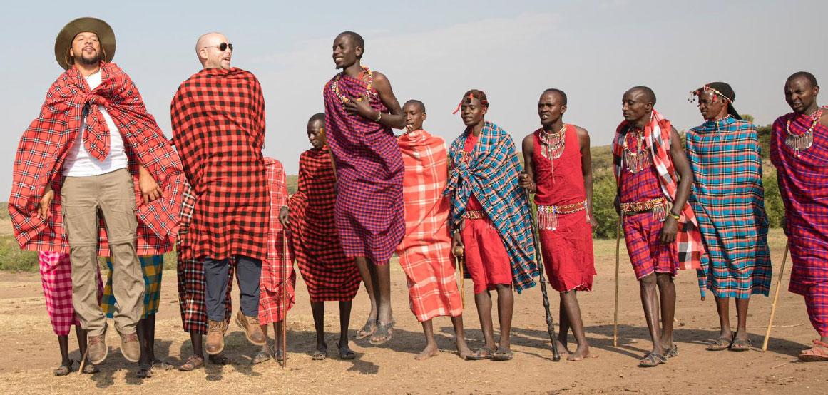 Kenya Masai Mara Tribe Main Image