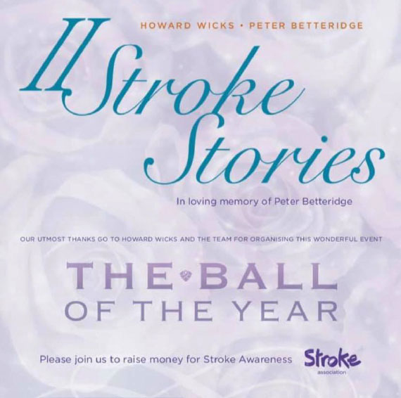 Stroke Association Charity Ball Main Image